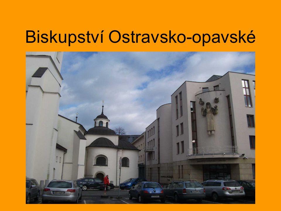 Biskupství Ostravsko-opavské