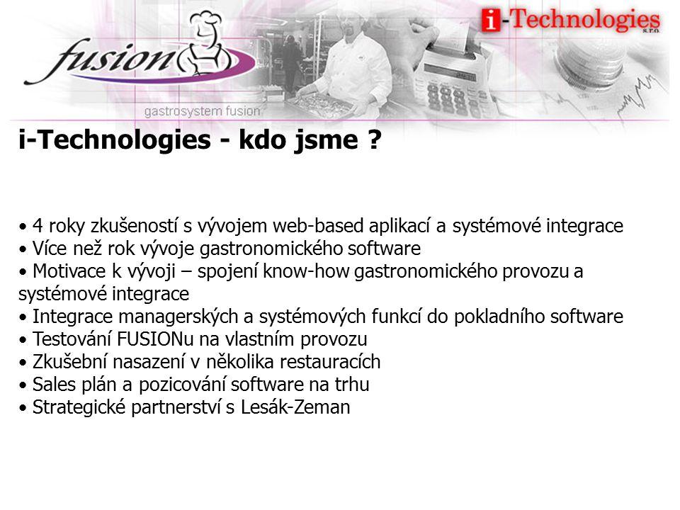 i-Technologies - kdo jsme .