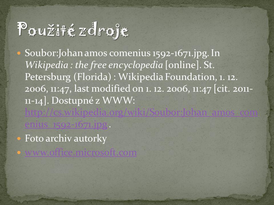 Soubor:Johan amos comenius 1592-1671.jpg. In Wikipedia : the free encyclopedia [online].