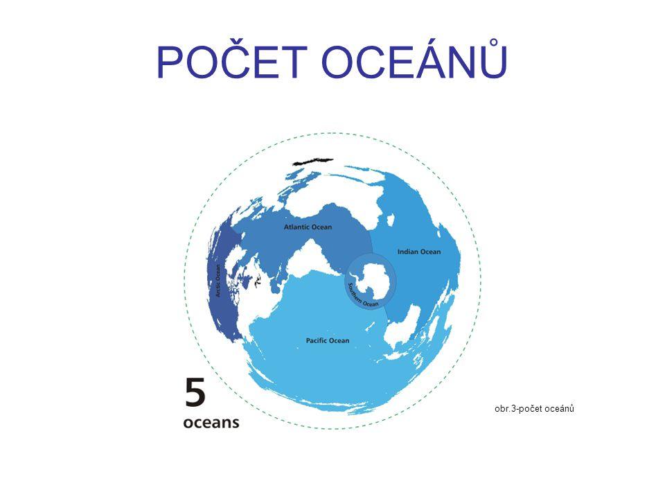 POČET OCEÁNŮ obr.3-počet oceánů