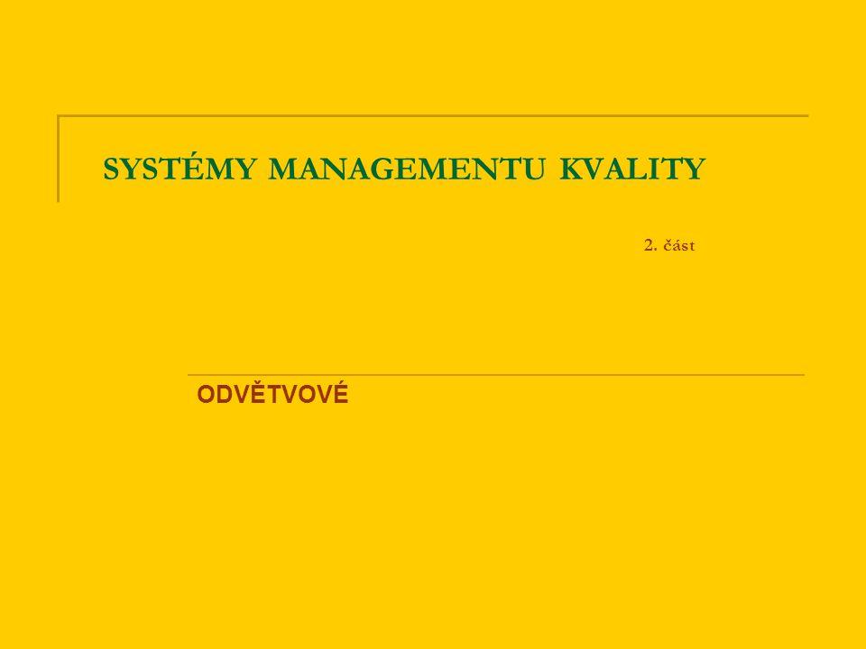 SA 8000 systém řízení sociální odpovědnosti http://www.sa- intl.org/index.cfm?fuseaction=document.showDocumentByID&nodeID=1&DocumentID=136 http://www.sa-intl.org/index.cfm?fuseaction=Page.viewPage&pageId=473&stopRedirect=1 základ: konvence Mezinárodní organizace práce (ILO), světová všeobecná deklarace lidských práv a konvence UN o právech dětí - kromě jiného rozvíjí požadavky normy ISO 9001, konkrétně v oblasti pracovního prostředí, infrastruktury, realizace produktu, dále normy ISO 14001 a zejména OHSAS 18001 oblasti: dětská práce, nucená práce, ochrana zdraví a bezpečnost při práci (BOZP), právo na sdružovaní, diskriminace, pracovní doba, pracovní kázeň, odměňování a systémové požadavky na management Karlovarský porcelán, Geosan Group, Westvaco Svitavy http://www.sa- intl.org/index.cfm?fuseaction=document.showDocumentByID&nodeID=1&DocumentID=136 http://www.sa-intl.org/index.cfm?fuseaction=Page.viewPage&pageId=473&stopRedirect=1 Social accountibility – SA International