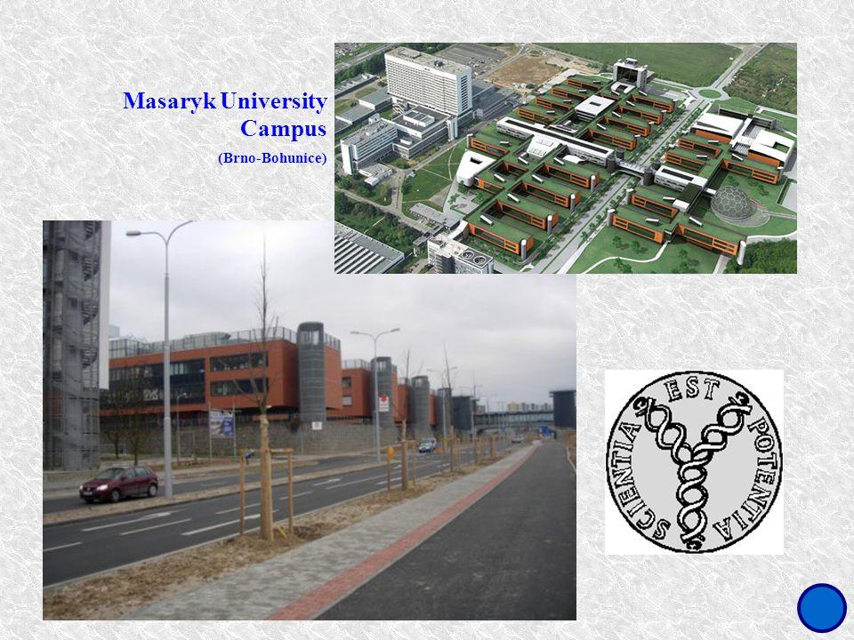 Masaryk University Campus (Brno-Bohunice)
