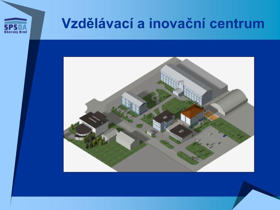CENTRUM HI-TECHNOLOGIÍ  Centrum je zaměřeno na podporu technického vzdělávání