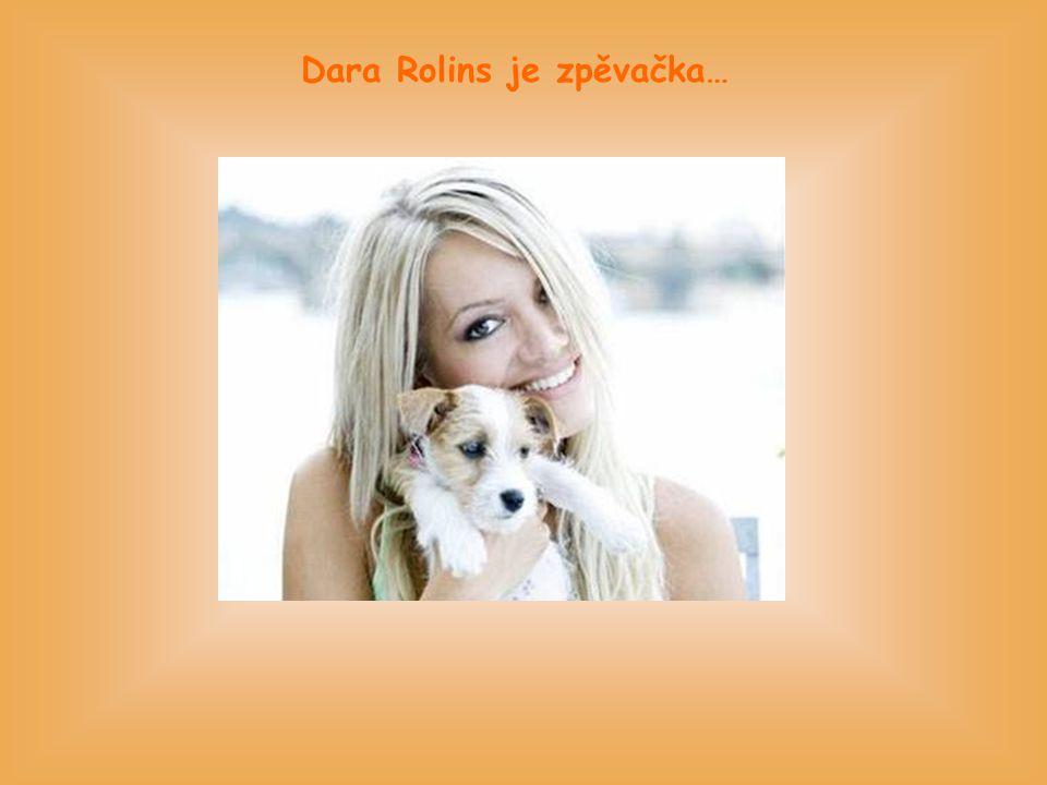 Je oblíbená především na Slovensku,ale v Čechách má také své fanoušky. Je vždy veselá…