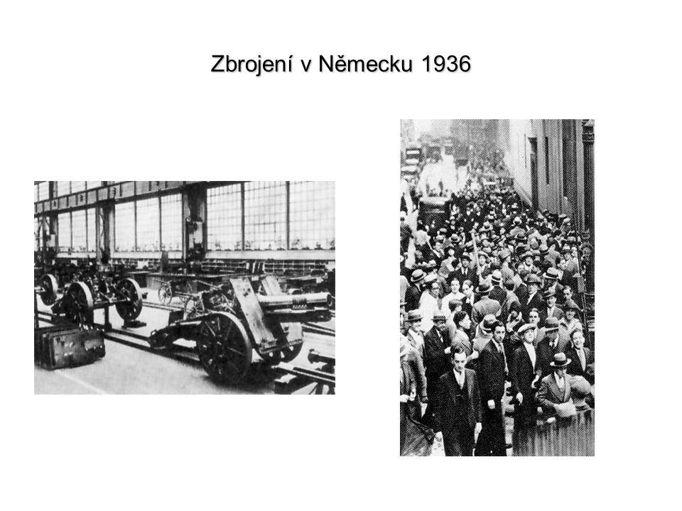 Zbrojení v Německu 1936