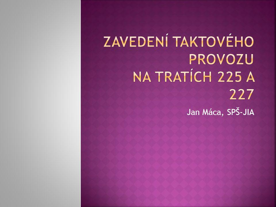 Jan Máca, SPŠ-JIA