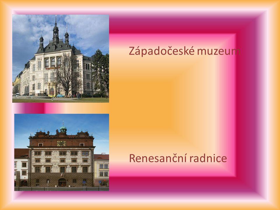 Západočeské muzeum Renesanční radnice