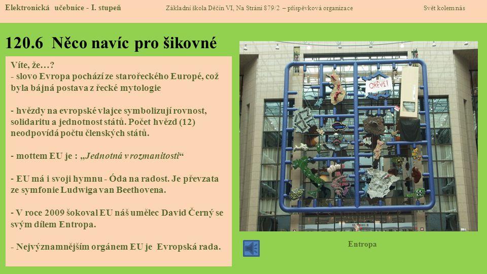 120.7 Vocabulary Elektronická učebnice - I.