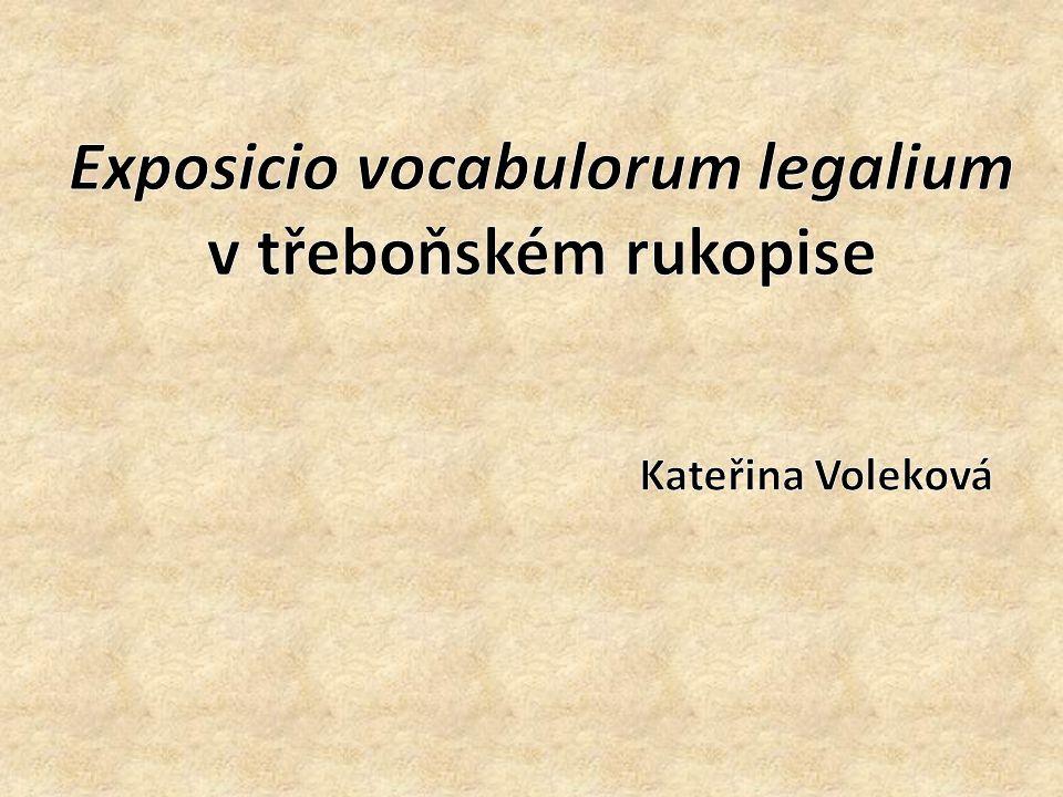 Státní oblastní archiv v Třeboni rukopis sign.B 1 15.