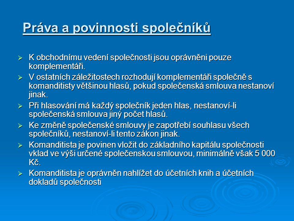 Správa sociálního zabezpečení  Podle sídla firma Centrum pohoda, k.