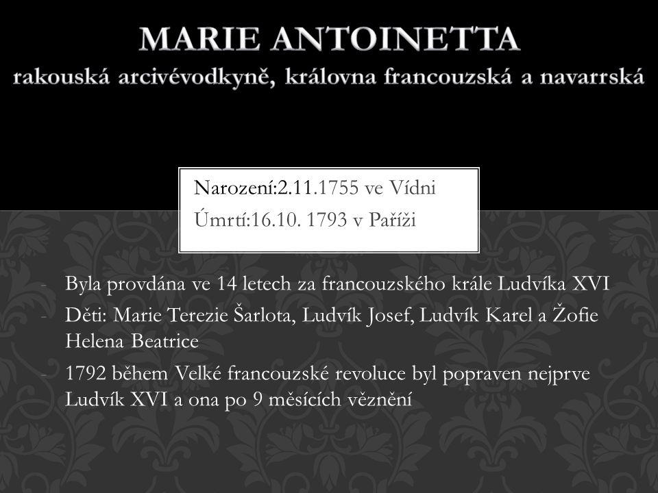Narozen: 13.3.1741 ve Vídni Úmrtí: 20.2.1790 ve Vídni -Nástupce matky Marie Terezie -- manželky: Isabela Parmská (děti Marie Terezie a Kristýna – obě zemřely v dětství) -Marie Josefa Bavorská – sestřenice druhého stupně -- prosadil řadu reforem např.