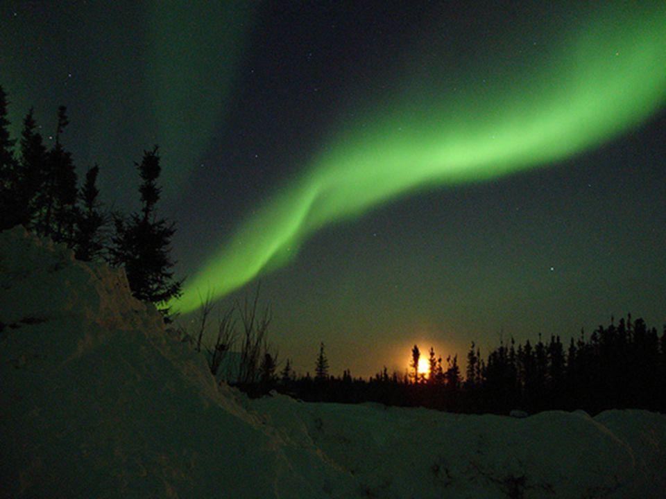 Polární záře provází Zemi od počátku jejího života.