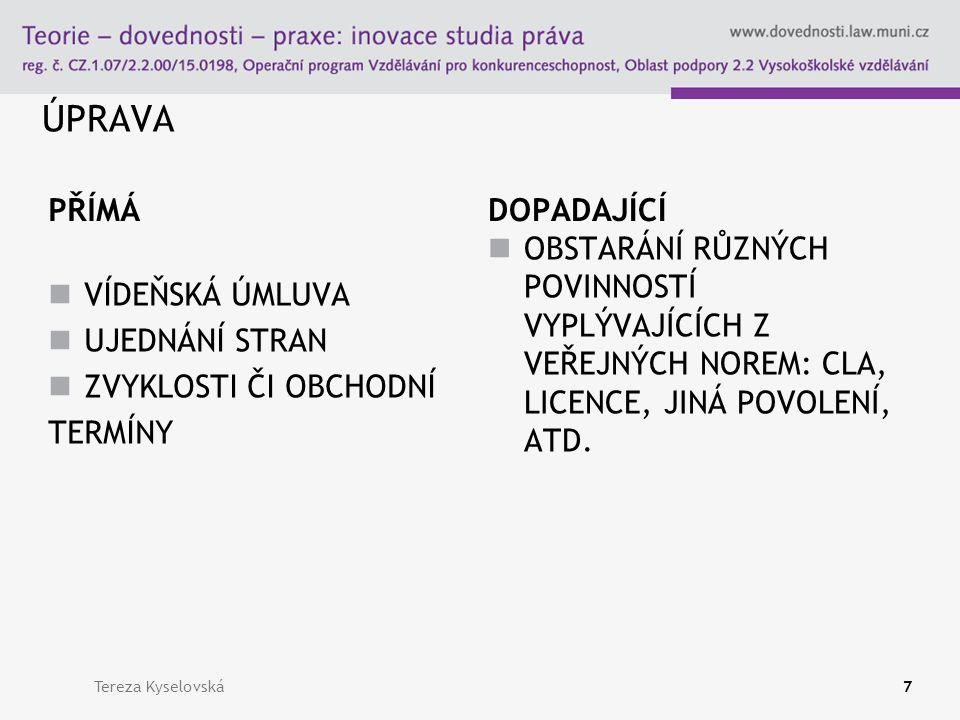 MÍSTO DODÁNÍ – čl.