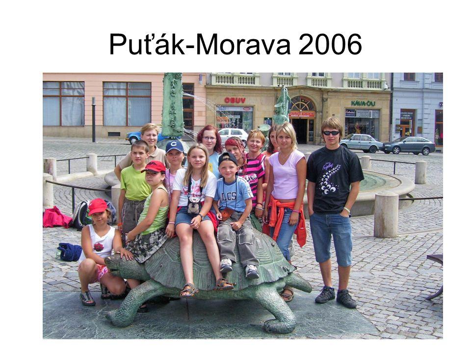 Puťák-Morava 2006