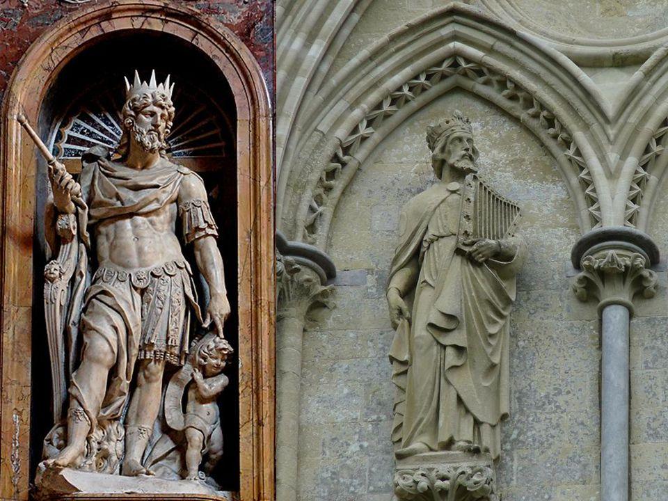 Michelangelův David, 1500- 1504, Florencie Další doprovodný materiál: Wikimedia Commons : David David