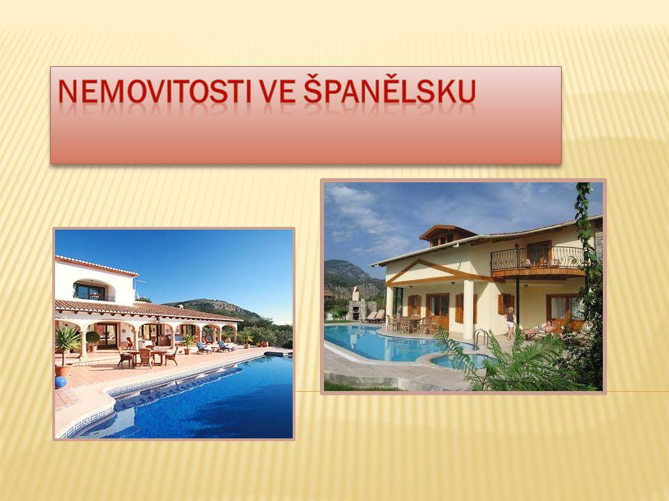  Nejnižší ceny na trhu  Výběr z desítek typů nemovitostí v každé oblasti  Dlouhodobá investice  Možnost celoročního pronájmu  Místo na dovolenou pro celou rodinu