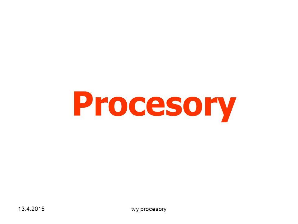 Procesory 13.4.2015tvy procesory