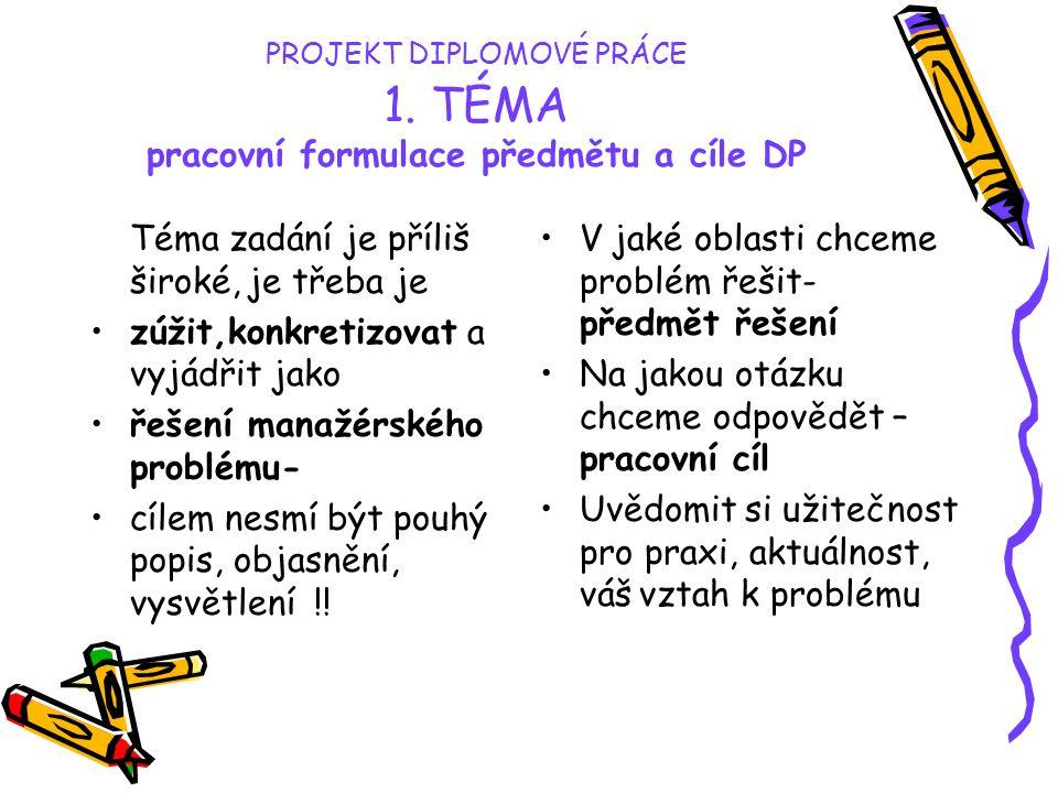 DIPLOMOVÁ PRÁCE 6.