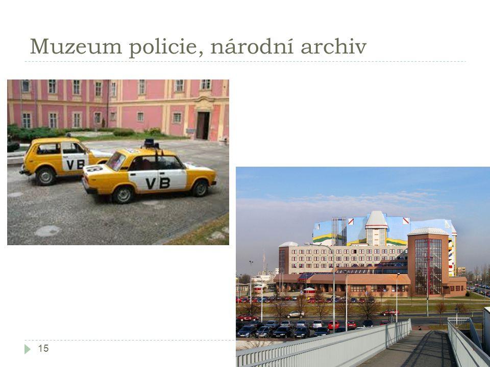Muzeum policie, národní archiv 15