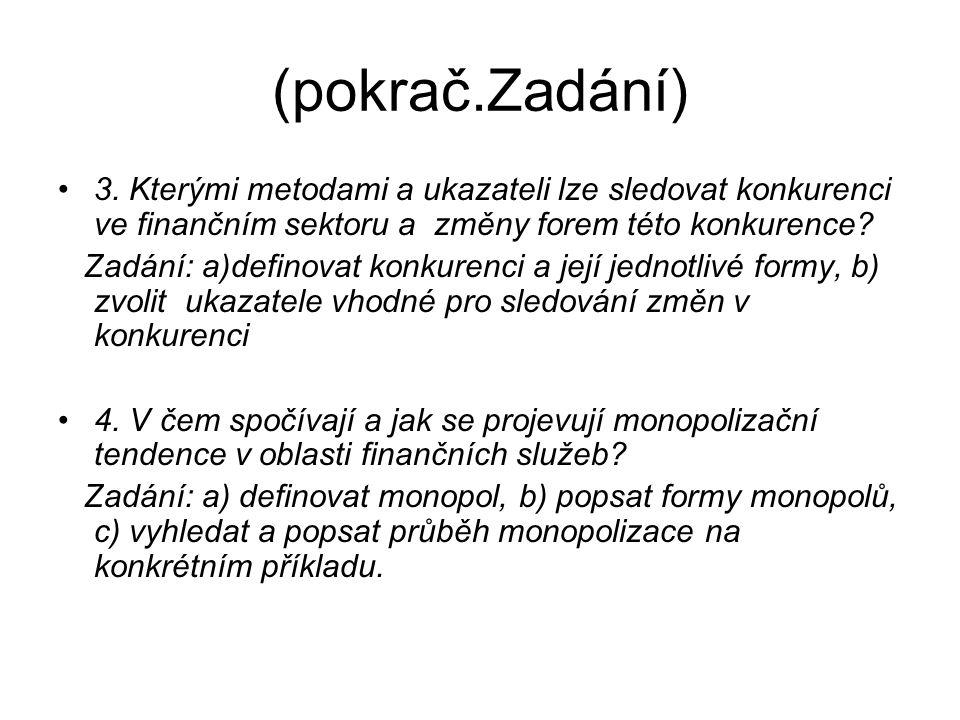 (pokrač.) Finanční soustava (finanční systém) = kategorie z oblasti teorie Poznámka: aplikace obecné teorie systémů ( prvky, vazby a zpětné vazby, úrovně, rozpětí systému)