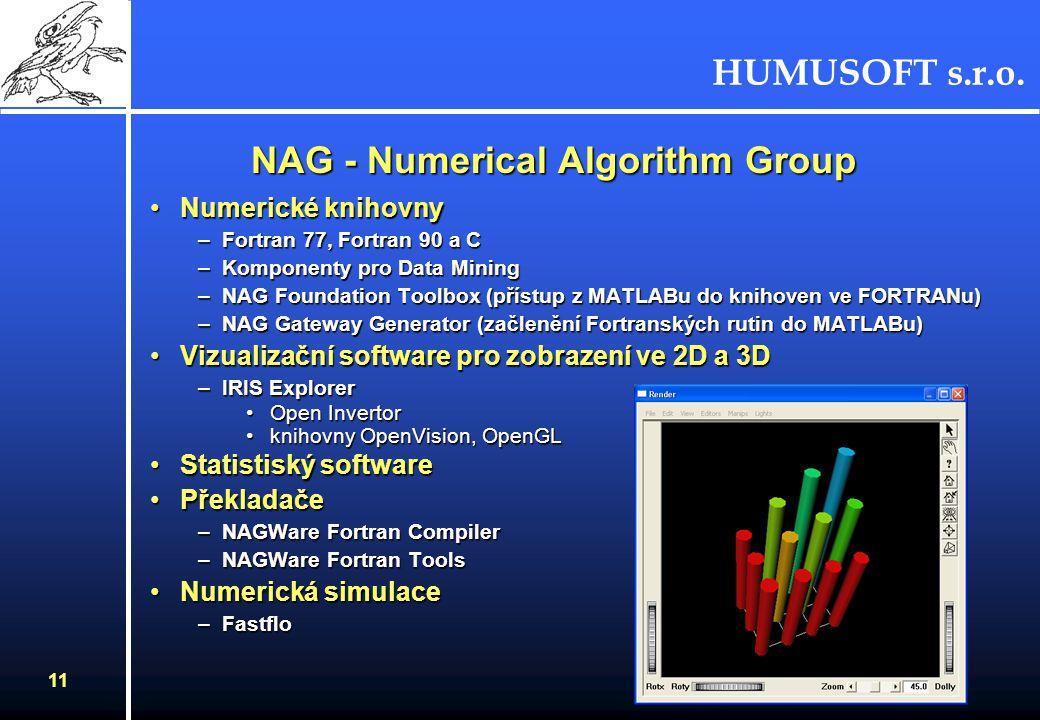 HUMUSOFT s.r.o. 10 FEMLAB - knihovna příkladů Kolem 100 příkladů z různých technických oborů a z fyzikyKolem 100 příkladů z různých technických oborů