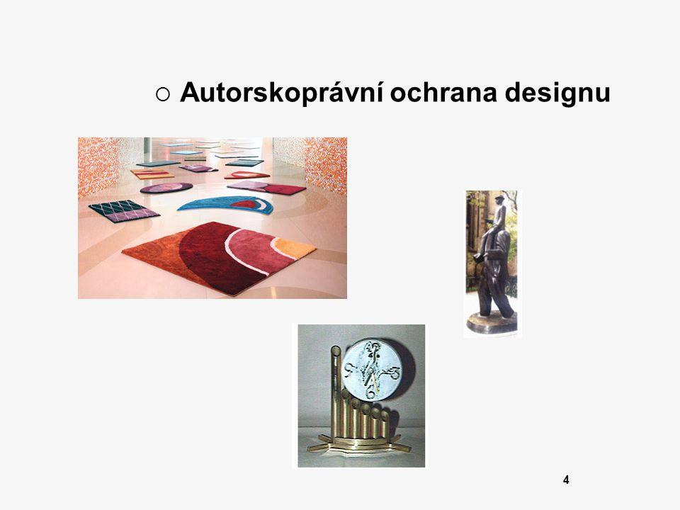 4  Autorskoprávní ochrana designu