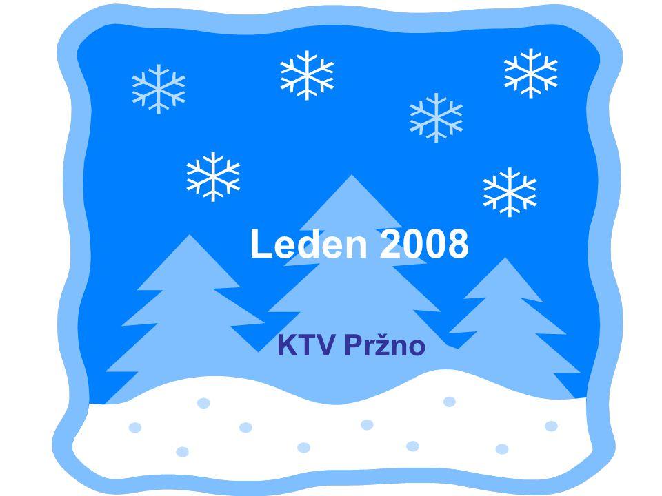 Leden 2008 KTV Pržno