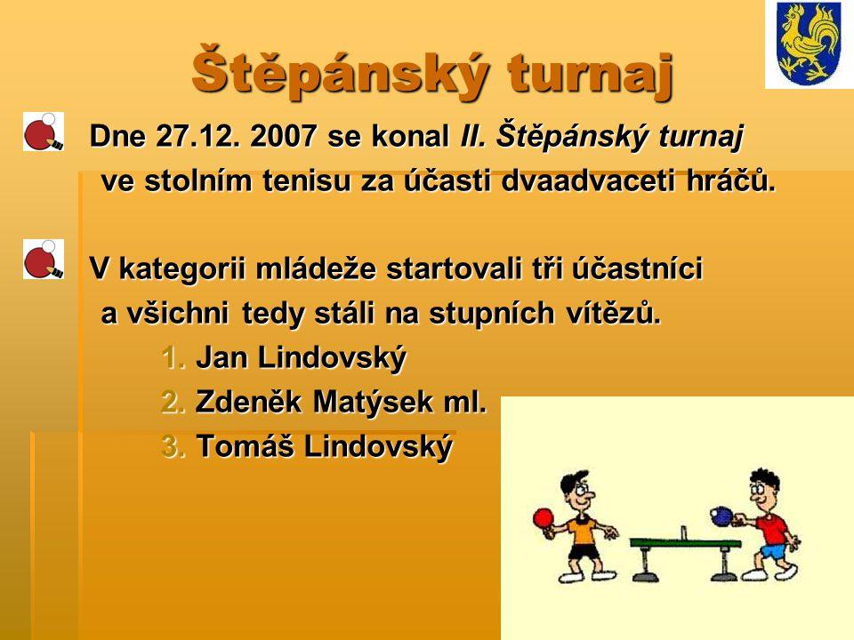 Výšlapu se zúčastnilo okolo 30-ti občanů a členů SK Pržno. Všichni se ve zdraví vrátili.