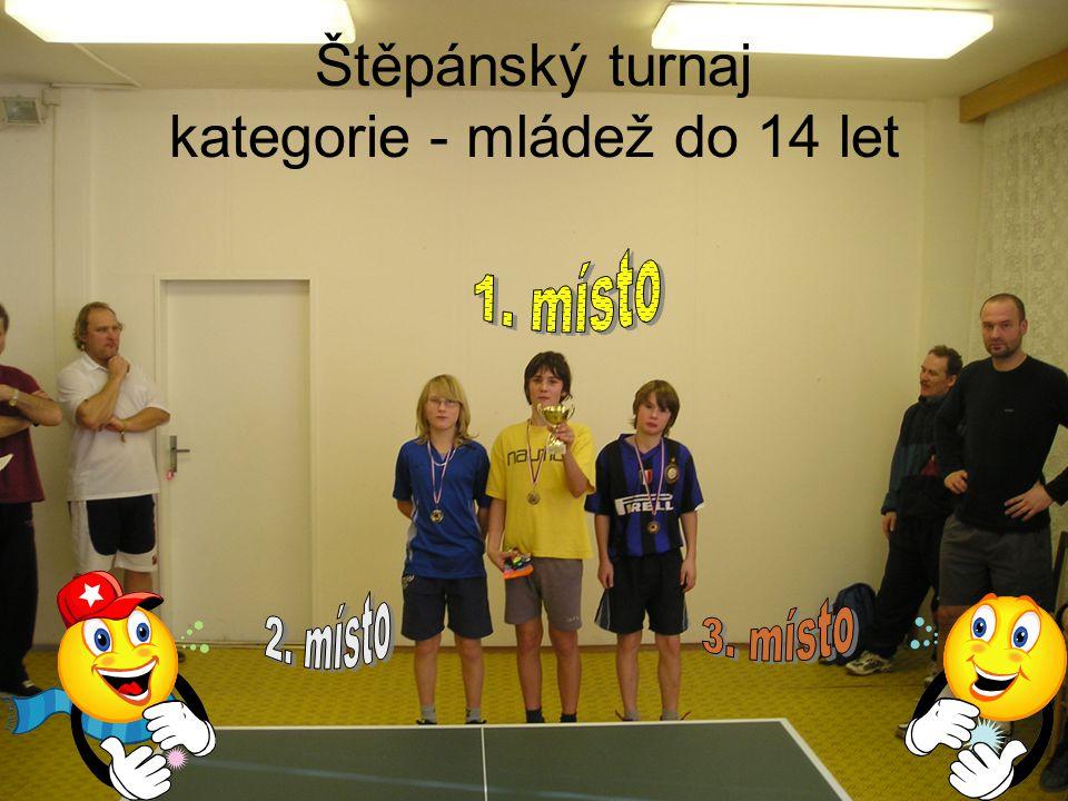 Štěpánský turnaj Štěpánský turnaj  Dne 27.12. 2007 se konal II.
