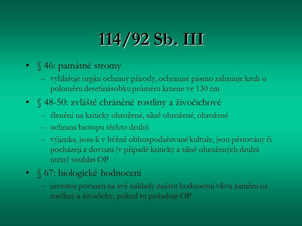 114/92 Sb.