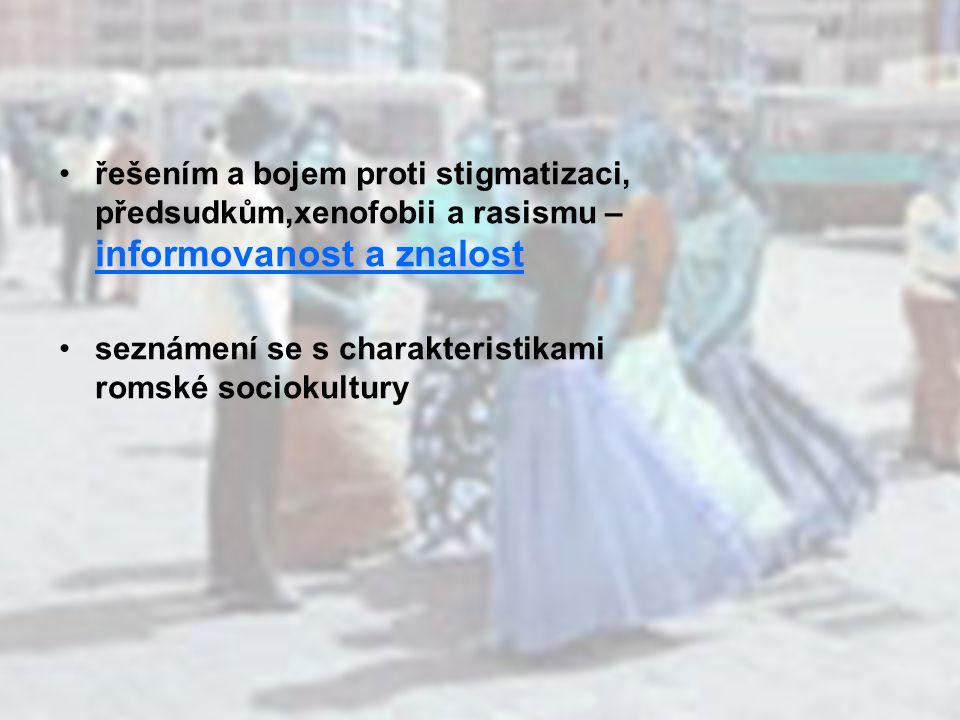 Romové – souhrnný název pro příslušníky národnostní menšiny, kteří se k tomuto označení hlásí.