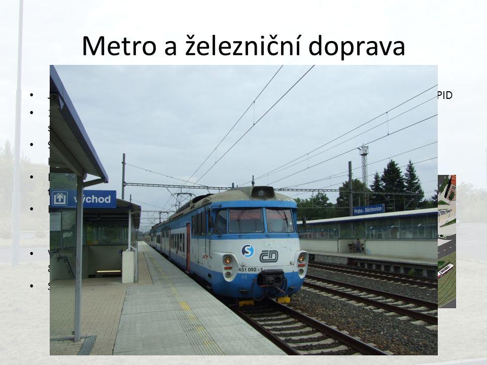 Metro a železniční doprava Již na konci 19. století první plány 1966 – zahájení výstavby, tehdy ještě s plánem podzemní tramvaje 9. 5. 1974 – uvedení