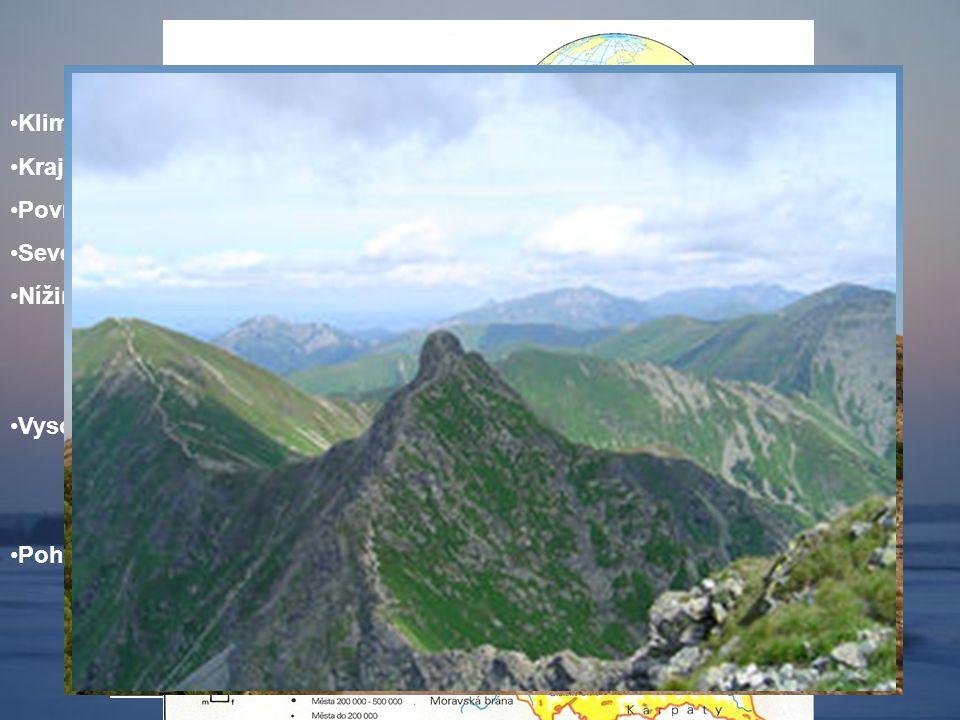 Klima: mírný pás Krajina: převážně nížinatá, nadmořská výška do 200 m Povrch: lesy mírného pásu a jezera ledovcového původu Severní oblasti: mořské po