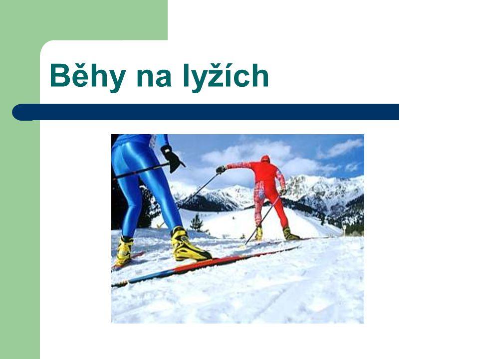 Běhy na lyžích