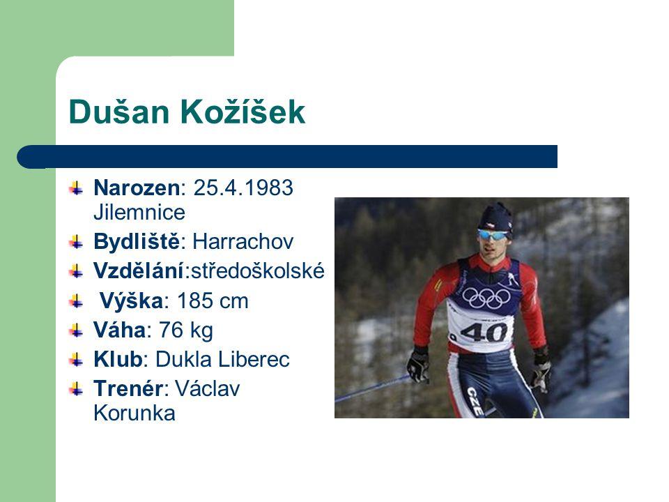 Martin Koukal Datum a místo narození: 25.