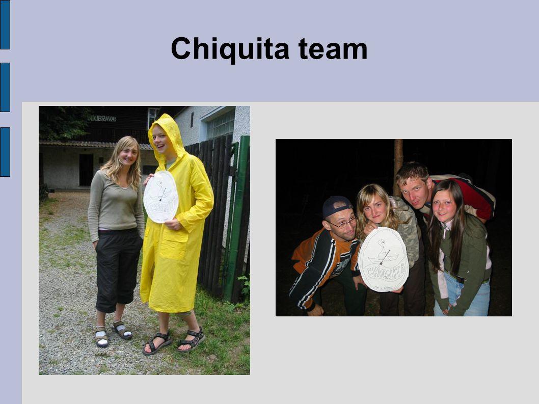 Chiquita team
