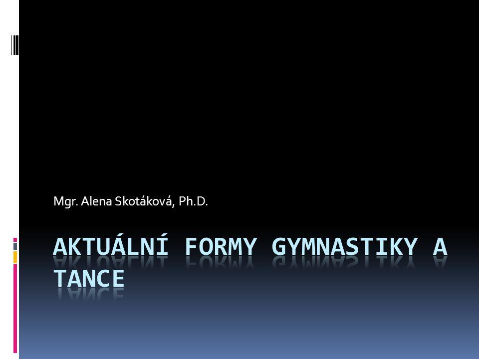 Mgr. Alena Skotáková, Ph.D.
