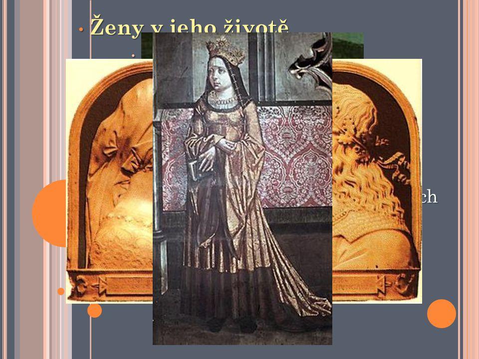Ženy v jeho životě Ženy v jeho životě Barbora Braniborská Barbora Braniborská 1477 úvahy o nové nevěstě 1477 úvahy o nové nevěstě Nechtěli mu povolit