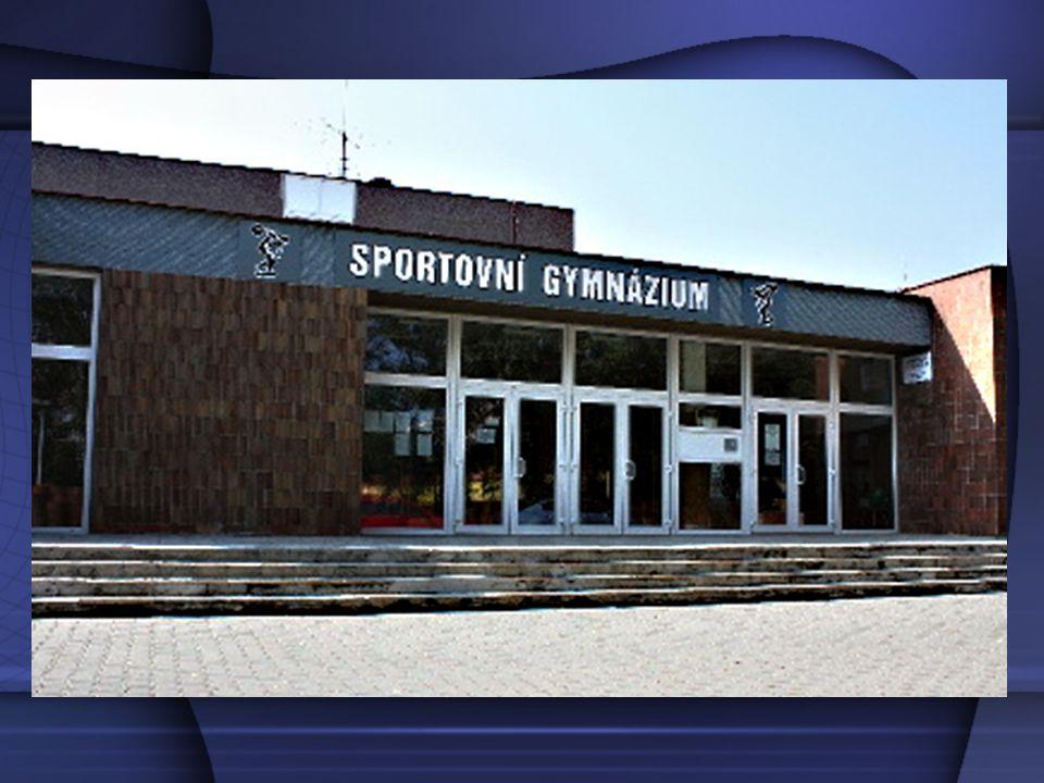 Využívaná sportoviště atletický stadión Sletiště zimní stadión sportovní hala plavecký stadión