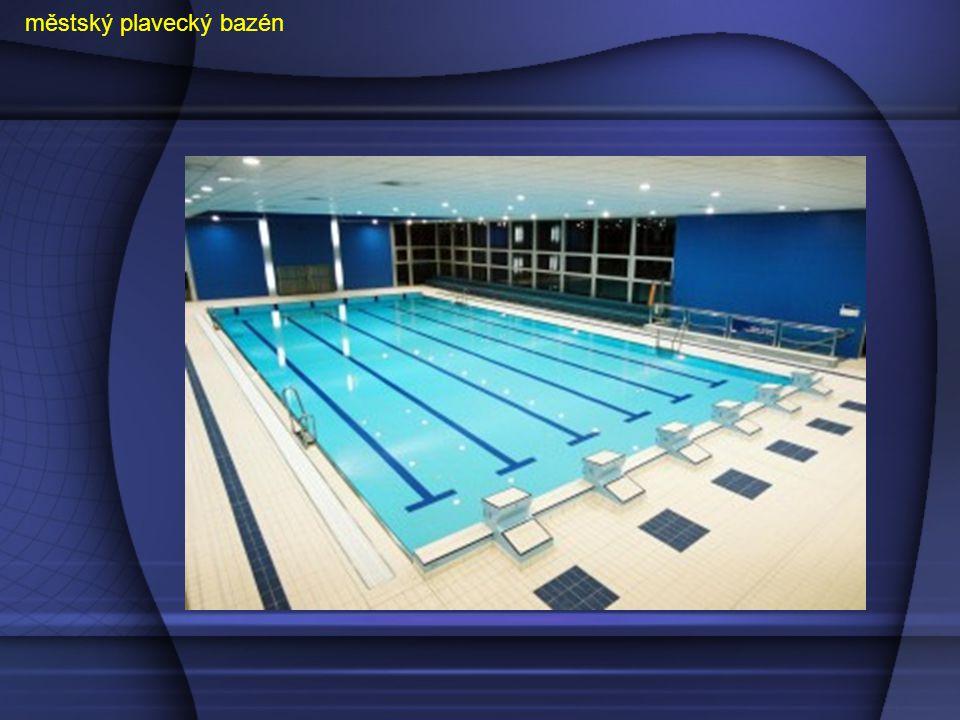 městský plavecký bazén