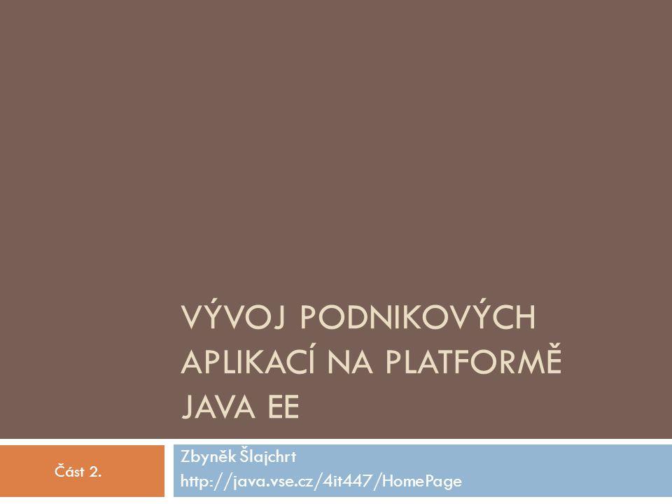 Protokol HTTP - Princip Webový server...... Odpověď http://www.vse.cz Dotaz 2 Webová aplikace