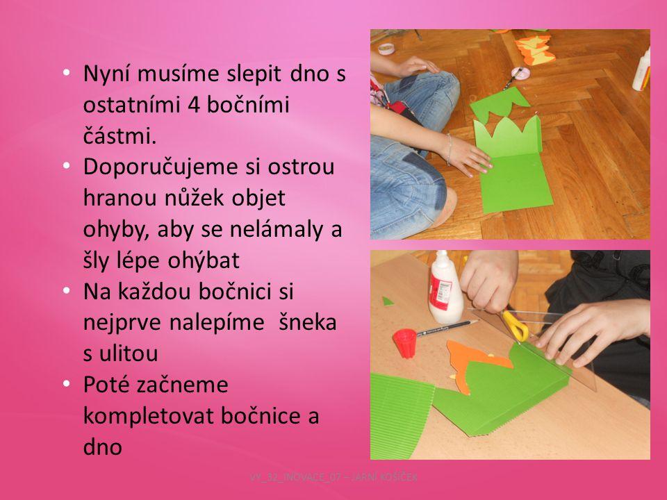 VY_32_INOVACE_07 – JARNÍ KOŠÍČEK