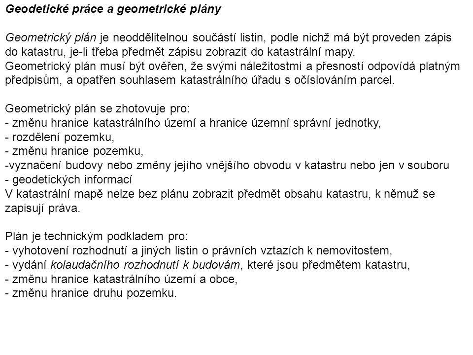 Zápis vlastnických práv do katastru z.č. 265/1992 Sb.