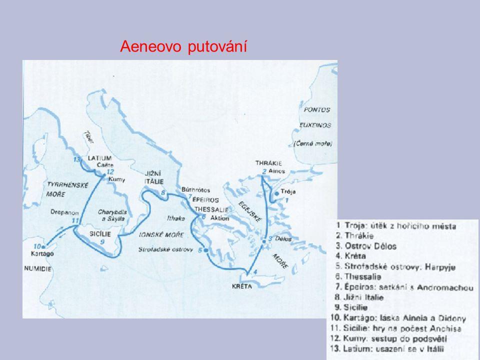 Aeneovo putování