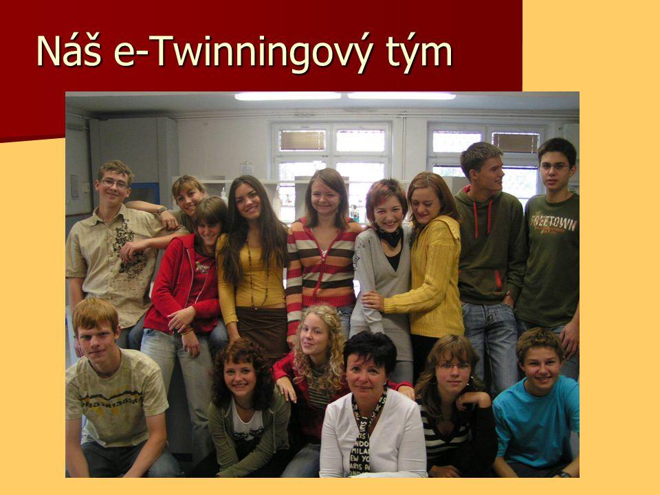 Náš e-Twinningový tým
