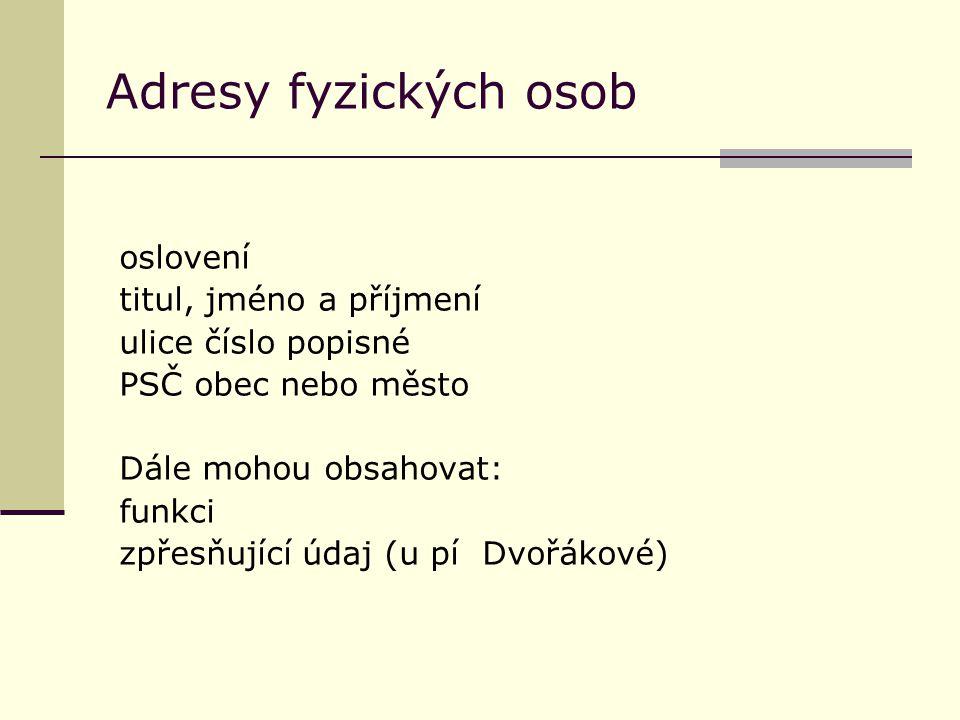 Cvičení 1.liberecká; 46331; chrastava; mach; lékař; 63; milan 2.