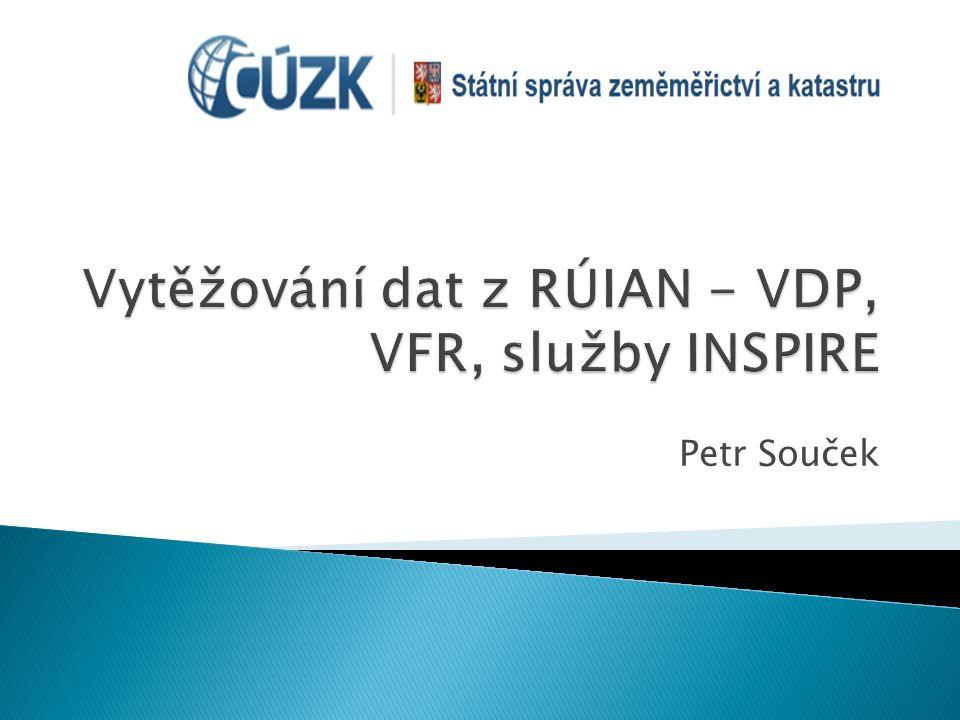 eGON služby http://www.szrcr.cz/vyvojari
