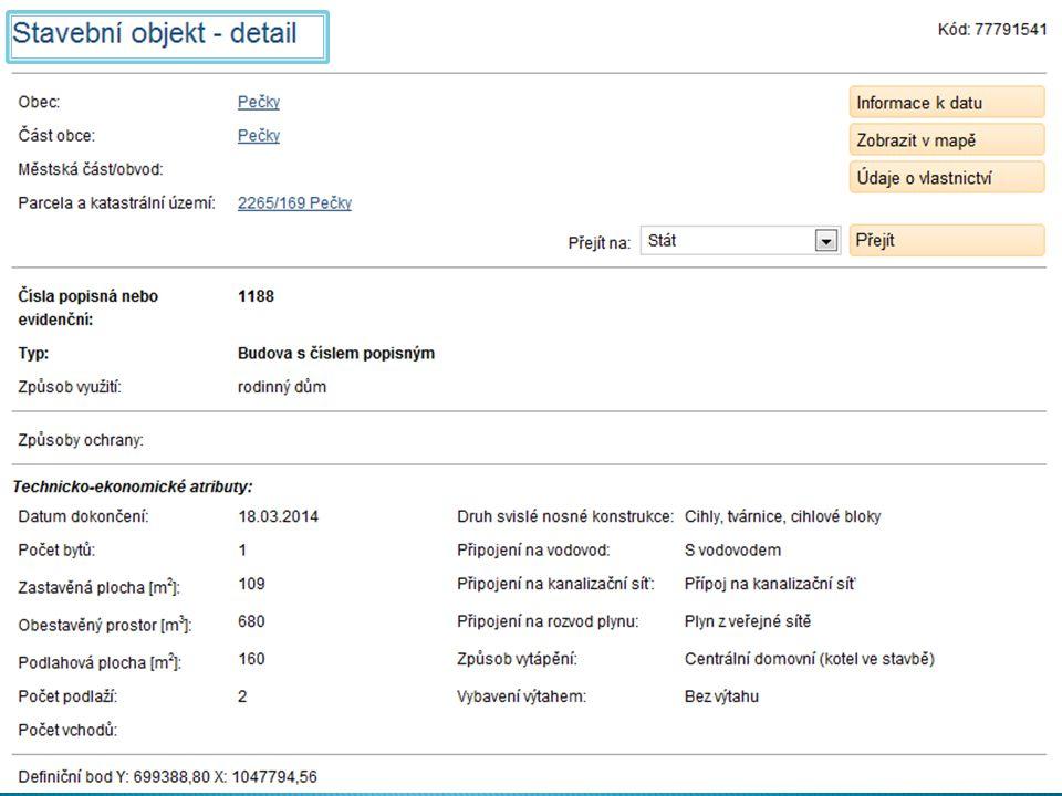  Nevyplnění data odstranění u SO v historickém VFR  U některých prvků se překrývají (případně na sebe nenavazují) data platnosti (PLATI_OD a PLATI_DO) v historickém a platném VFR