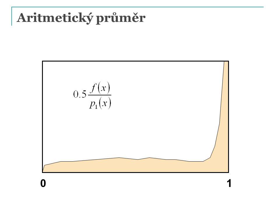 Aritmetický průměr 01