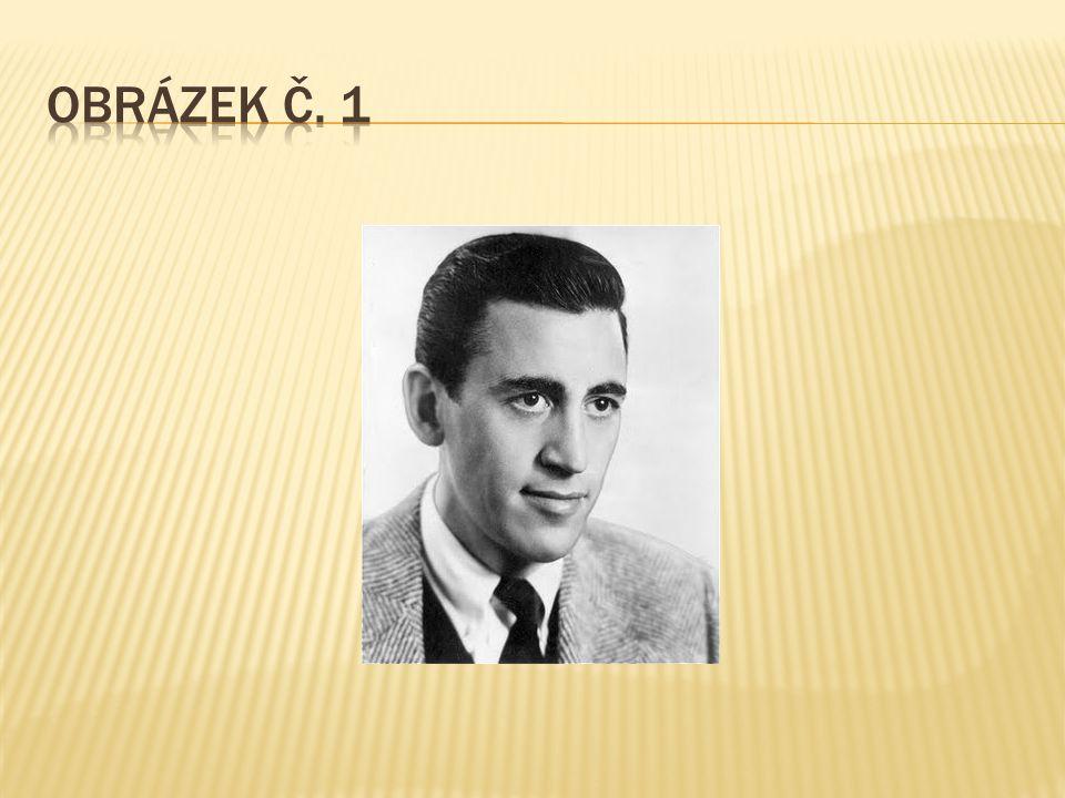  byl americký spisovatel, známý svým románem Kdo chytá v žitě vydaným v roce 1951.